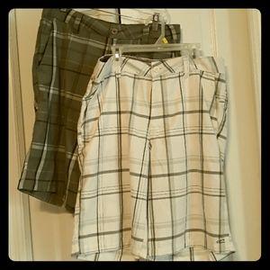 O'Neill bundle of 2 men's shorts